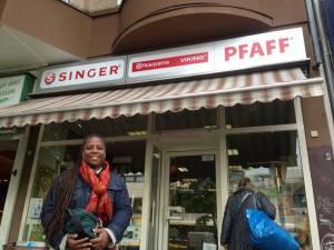 Sewing Shop in Berlin