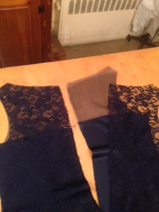 Blue Lace Dress 3