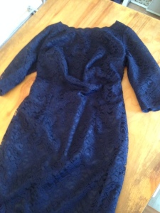 Blue Lace Dress 4