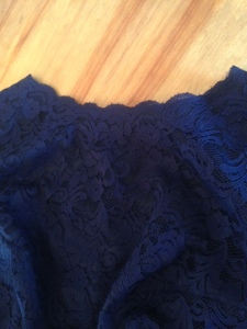 Blue Lace Dress 6