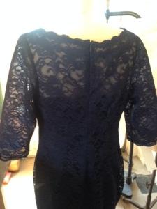 Blue Lace Dress 6a
